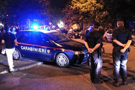 Trastevere, controlli dei carabinieri: tre arresti e due denunce