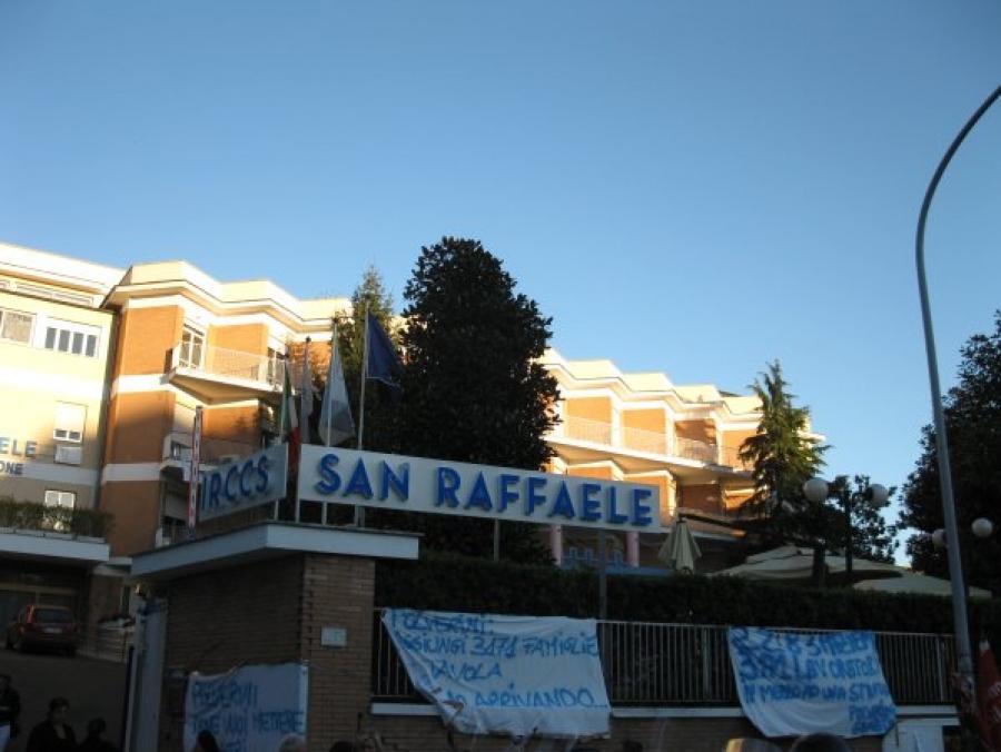 San Raffaele, l'allarme dei sindacati: