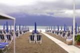 Trombe d'aria e qualche danno, estate sospesa a Terracina e Fiumicino