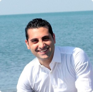 l consigliere e delegato al turismo Federico Ascani