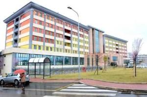 Il Pronto Soccorso dell'ospedale di Frosinone