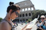 Roma la città più visitata da stranieri