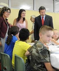 Scuola, continua il tour di Marino: no a tagli o riduzione dei servizi