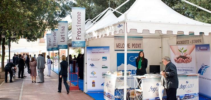 """Dal """"Buy Lazio"""" importanti segnali  di interesse per il turismo nella Tuscia"""