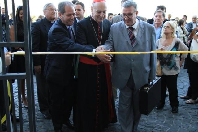 Tutti a Castel Gandolfo per la mostra in onore di Papa Francesco