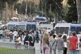 A Roma tre cortei in una settimana, sarà un ottobre incandescente