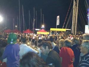 FIUMICINO/Circa 20 mila persone alla Notte Bianca