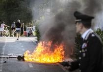 Roma-Lazio: tensione dopo il derby, 7 fermati