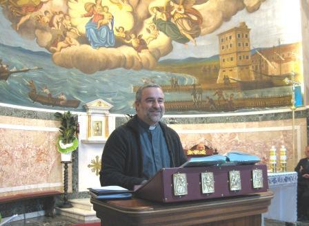 """""""Lascio Ladispoli dopo anni meravigliosi"""". Intervista a don Emanuele Giannone"""