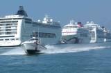 CIVITAVECCHIA/Emissione di fumi in porto, alta attenzione della Guardia Costiera