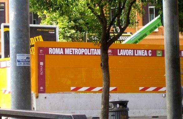 Metro C: intesa per riapertura cantieri