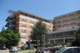 Latina, sit in davanti all'ospedale Santa Maria Goretti