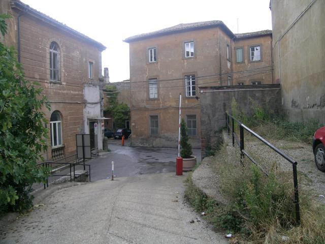 Viterbo, in fumo 840mila euro l'anno per l'ex Ospedale Grande
