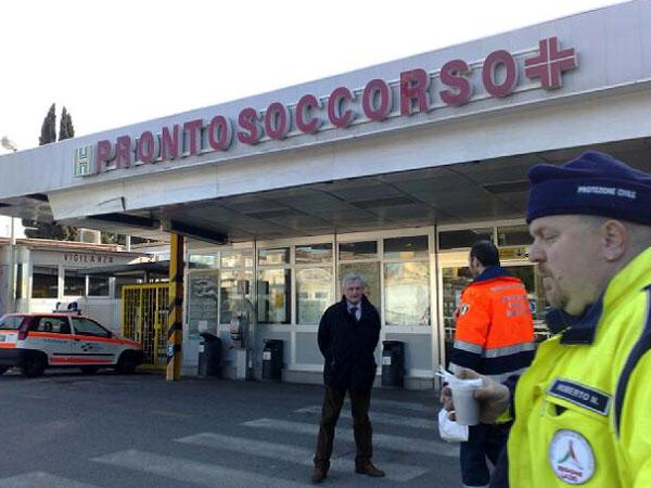 Policlinico Casilino, rubavano dentro l'ospedale: arrestati due dipendenti infedeli