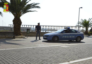 Sicurezza, controlli serrati sul litorale: 3 denunciati
