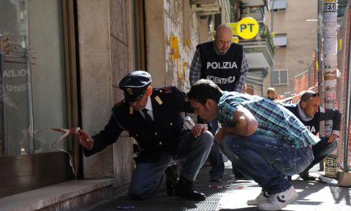 ROMANINA/Spari contro automobile funzionario polizia, illesi l'uomo e il figlio a bordo