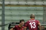 SERIE A/La Roma si beve il Parma (3-1) ed è in testa con il Napoli