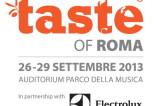 Delizie senza glutine a Taste of Roma!