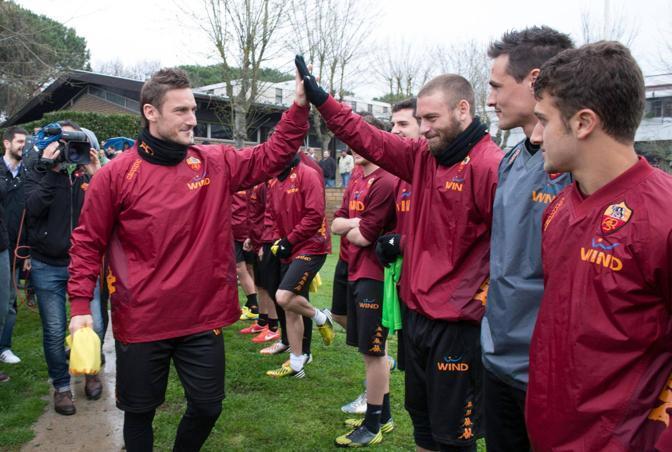 Sponsor, stadio e scudetto: la Roma punta alla tripla 'S'