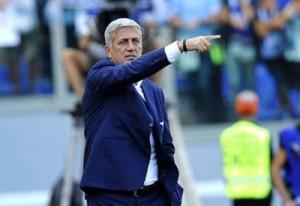 Vladimir Petkovic, allenatore della Lazio