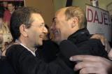 Ignazio e Nicola, notte al Gay Village con Luxuria. E magari pensano di fare una operazione politically correct