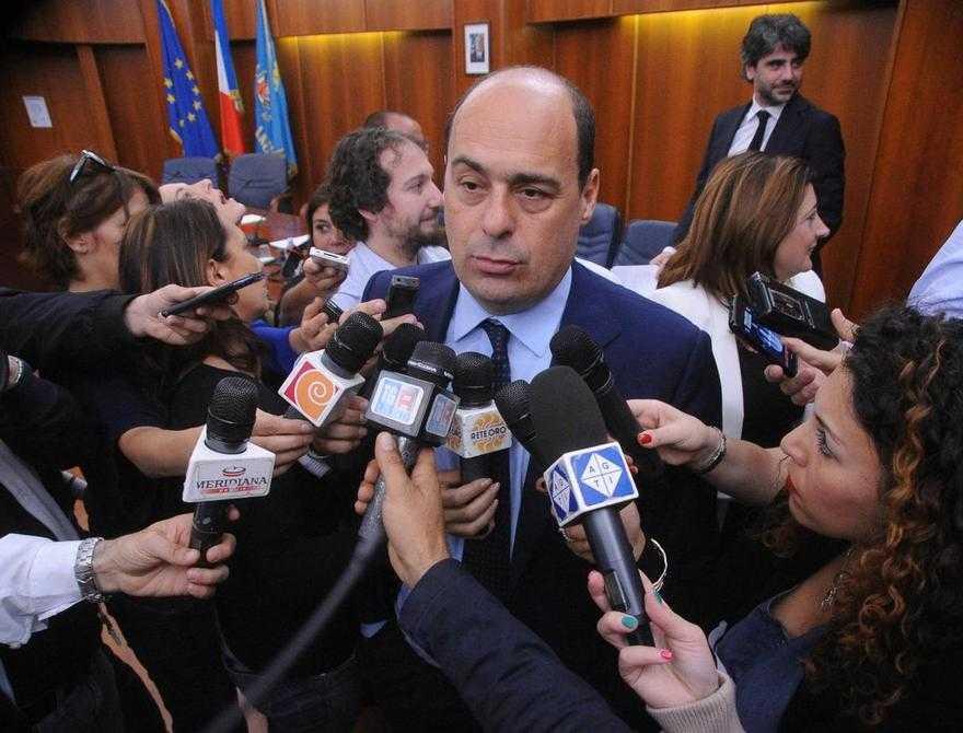 Mafia capitale, la difesa di Zingaretti: