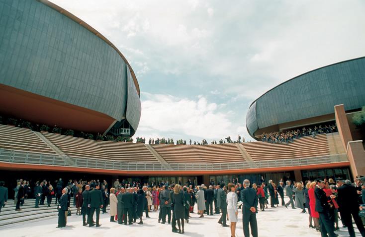 Auditorium, oltre 15 milioni di euro di incassi