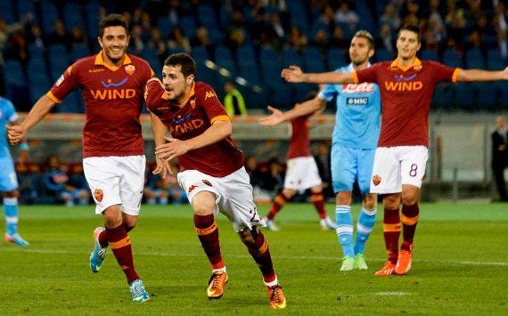 L'incredibile Roma dei record, battuto anche il Napoli e sono otto di fila