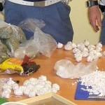 Droga, 9 arresti nei quartieri della movida: oltre 2 chili di stupefacenti sequestrati