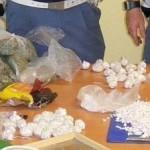Circeo, agricoltore preso con droga e sostanze dopanti