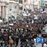 Priebke, cortei e Olimpico, settimana dura per Roma