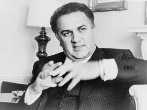 FIUMICINO/Il Comune ricorda il regista Federico Fellini