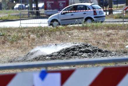 "FIUMICINO/Team internazionale studia ""geyser""; no emissioni biogas"