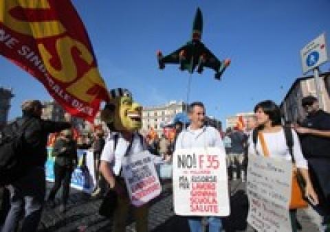 Cortei, sciopero e manifestazioni, Roma blindata per 48 ore
