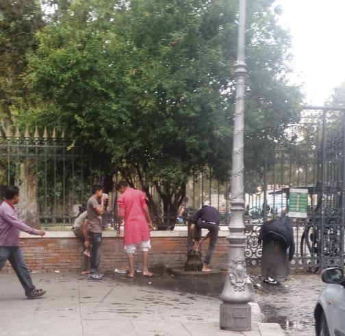 Piazza Vittorio, partita la riqualificazione per l'agorà della salute