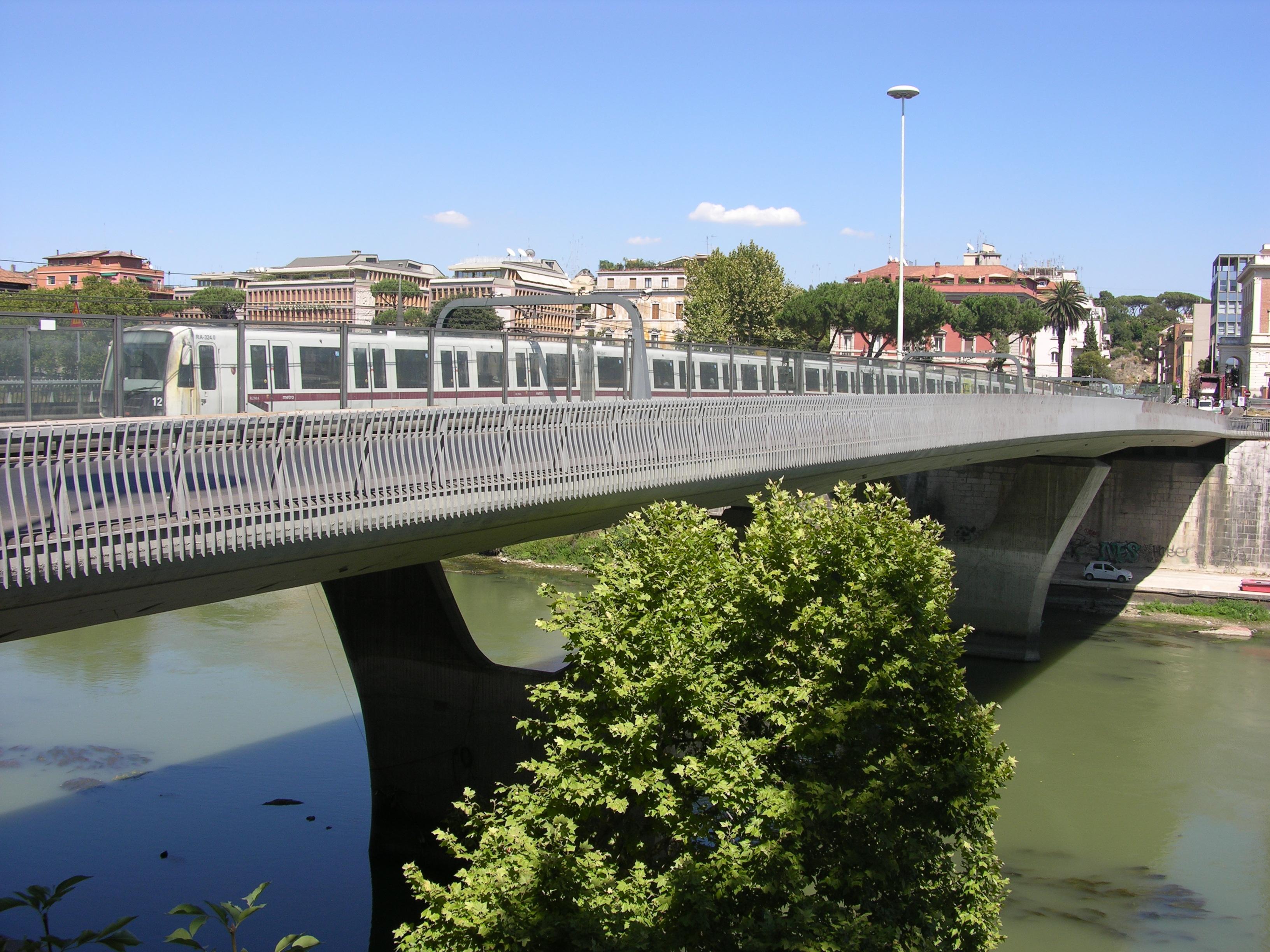 Per ammodernamento della Linea A, viene prorogata la chiusura notturna di Ponte Nenni