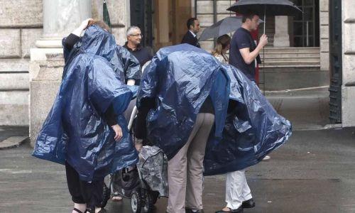 Maltempo, allerta meteo: tornano i temporali sul Lazio