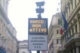 Per lo sciopero del trasporto, sono disattivate le Ztl del centro e di Trastevere