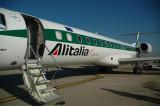 """Incendio Fiumicino, Alitalia: """"Ottanta milioni di euro di danni, senza piano crescita altrove"""""""