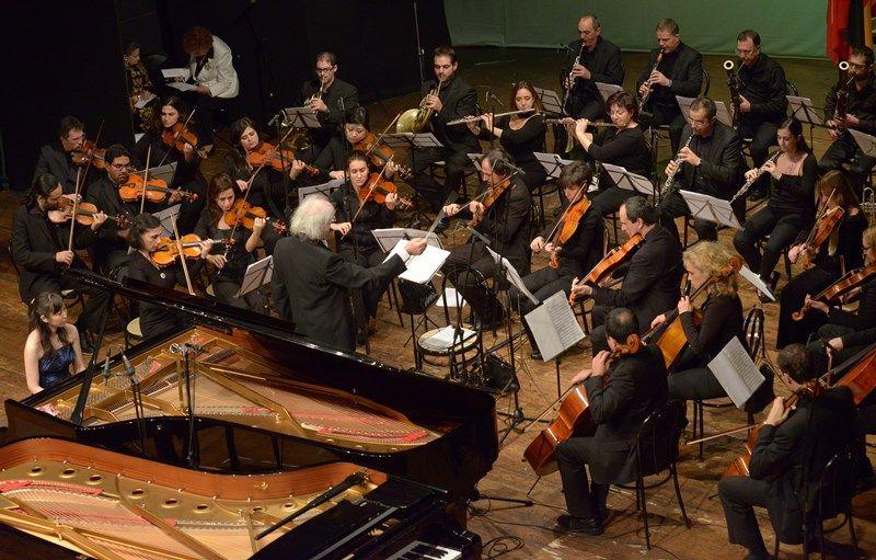Grande successo di pubblico al Concorso pianistico internazionale Roma 2013