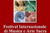Domani il concerto conclusivo del XII Festival Internazionale di Musica e Arte Sacra dedicato a Papa Francesco