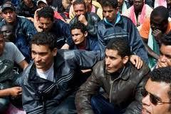 A Roma i superstiti del naufragio di Lampedusa: fortunati ad essere vivi