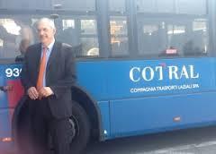 Cotral, l'ad Surace respinge le accuse: