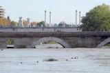 Fiume Tevere, finiscono in acqua i rifiuti di Roma