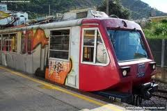 NETTUNO/Nuovo atto vandalico su treno, rotti i finestrini