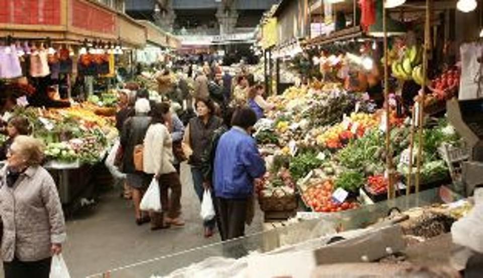 QUADRARO/Il mercato rionale in degrado