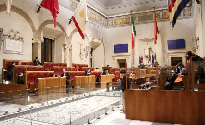 Bilancio 2015, continua la discussione in aula Giulio Cesare