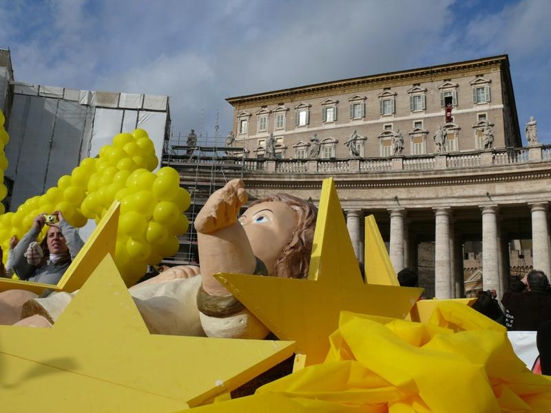 Gli oratori di Roma domenica a San Pietro da Papa Francesco per la benedizione dei bambinelli
