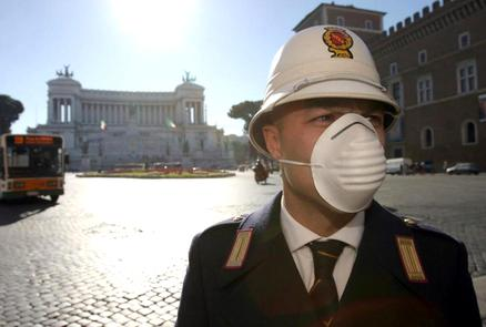 Smog, per Lazio-Palermo blocco del traffico posticipato alle 17:30 di domenica