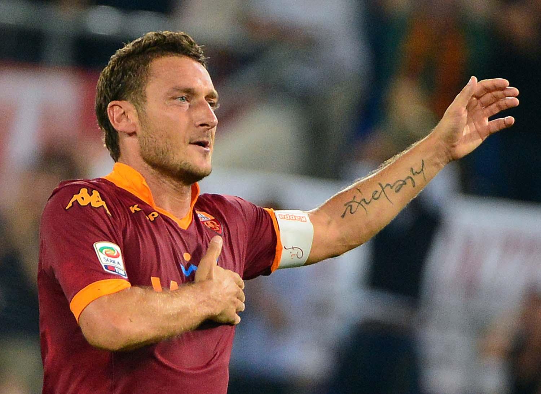 Testa-coda all'0limpico, e la Roma ritrova Totti